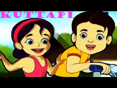 Kuttappi Childrens Animation Moral Stories