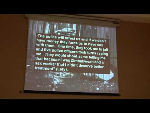 Governing of Sex Work in South Africa (Elsa Oliveira)