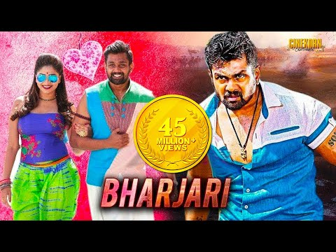 Download Bharjari Hindi Dubbed Full Movie | Kannada Dubbed Action Movies 2018 | Dhruva Sarja | Rachita Ram HD Mp4 3GP Video and MP3