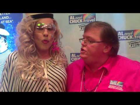 Xxx Mp4 ALandCHUCK Travel Gaydays Interview With ChiChi Larue 3gp Sex