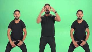 Youtube Poop: Shia LaBeouf Wants You To JUST DO IT