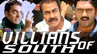 Best Villains Of The South | 2018 Latest Hindi Dubbed Action Fight Scenes