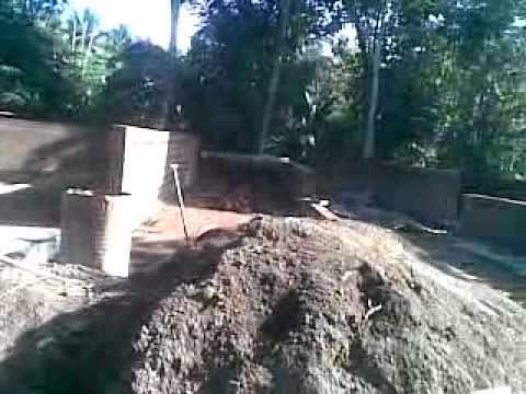 Perusahaan Pembuatan Batu Bata Tela desa poyowa kecil