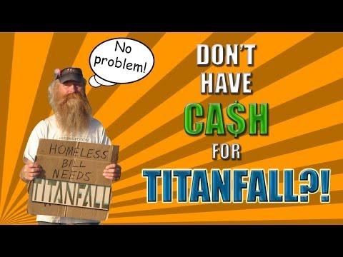 A poor man's Titanfall (HAWKEN GAMEPLAY)