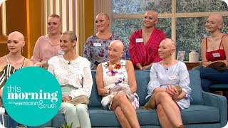 The Women Warriors Who Say Bald Is Beautiful | This Morning