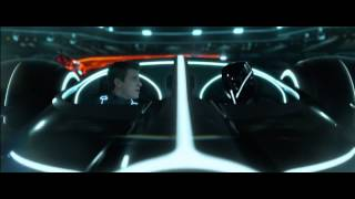 Tron Legacy Scene 03 - Escape from the Grid