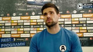 #31 Fürth: Anlauf mit Florian Dick