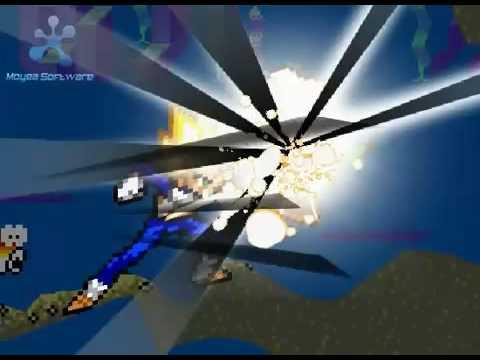 Mario Vs Goku 4