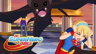 Supergirl and Barbara Gordon | Super Hero High | DC Super Hero Girls