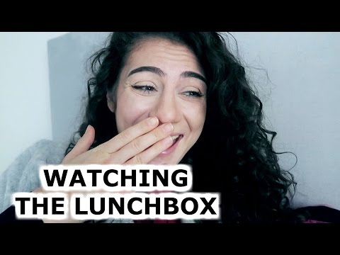 WATCHING THE LUNCHBOX BACK TO INDIA 2017 TRAVEL VLOG IV