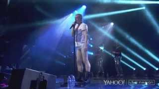 14 Erasure - Blue Savannah HD (Live Boston 2014)