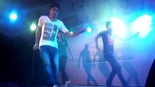 O ruposhi konna re dance by imran, jony,kajol eid program in 2016