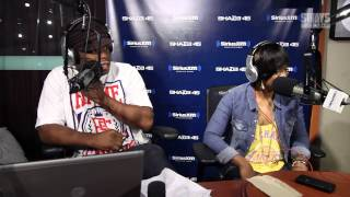 Get in the Game: Rapsody and GQ Freestyle on Sway in the Morning