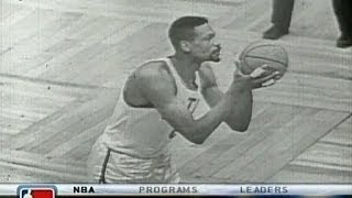 Bill Russell Highlights 1962 Finals G7 vs Lakers - 30 Pts, 40 Rebs