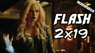 The Flash Season 2 Episode 19 REACTION and REVIEW