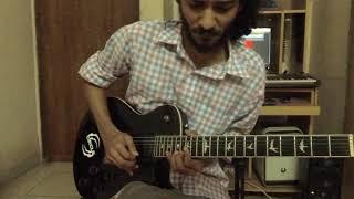 Artcell - Bhul Jonmo (full solo cover)