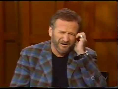 ROBIN WILLIAMS NON STOP AT HIS BEST