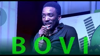BOVI GOES COMPLETELY WILD WITH HIS LATEST 2017 COMEDY