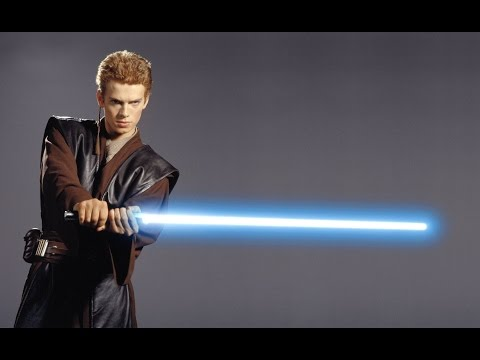 Star Wars Lore Episode C - The Life of Anakin Skywalker and The Rise of Darth Vader (Part 1)