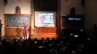 TEDxNewHaven - Nima Tshering - A Story of Gross National Happiness