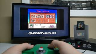 Wide-Boy 64 AGB - Very Rare Nintendo Collector's Item