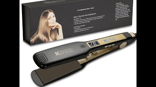 KIPOZI Professional Hair Straighteners