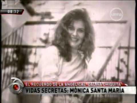 vida secreta Monica santa maria 1