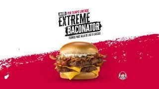 Wendy's Puerto Rico | Extreme Baconator