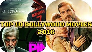top 10 bollywood movies 2016