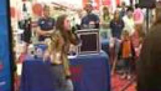Sarah McMullen- Who Said- Hannah Montana contest