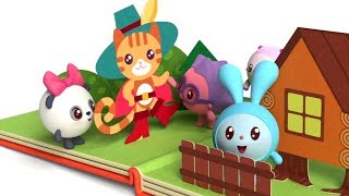 Малышарики - Новые серии - Лётчик (89 серия) развивающие мультики для самых маленьких