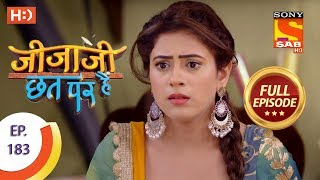 Jijaji Chhat Per Hai - Ep 183 - Full Episode - 20th September, 2018