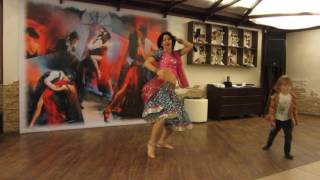 Russian bollywood dancer Alesya Rangeela performing with Bollywood Item dance in Sochi