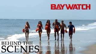 BAYWATCH | The Iconic Run | Official Behind the Scenes