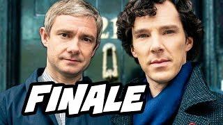 Sherlock Season 4 Episode 3 Finale TOP 10 and Easter Eggs - Benedict Cumberbatch