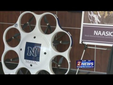 4/6 - 5:30pm - NASA Drone Partnership + Search & Rescue Future