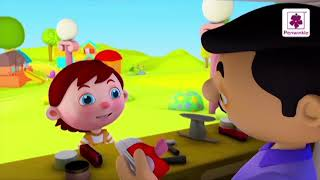 Cobbler Cobbler, Mend My Shoes | Popular 3D Nursery Rhyme By Periwinkle
