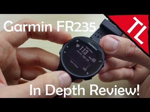 Garmin Forerunner 235: In-Depth Review!