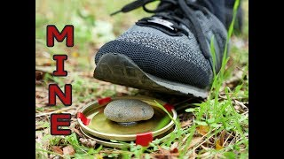 How to make an airsoft / paintball mine