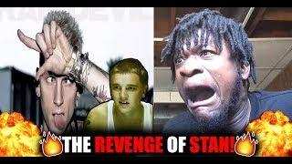 Eminem Fan Responds To MGK!   Stan - Sincerely Stan (Machine Gun Kelly Di$$) REACTION!