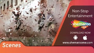 Best Action Climax Scene of Akshay Kumar & Suneil Shetty   Waqt Humara Hai   Bollywood Action Movie