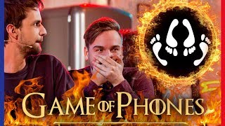 PORNO OP TELEFOON VAN YOUTUBER? GAME OF PHONES 2.0 | Free-for-all Friday | Challenges Cup #51
