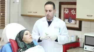طبيب الجلدية والتجميل الدكتور عمر الخطيب عيادة الدكتور عمر الخطيب والدكتورة غادة أبو حمده