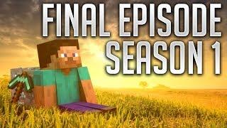 SEASON ENDED | Minecraft Survival Timelapse Episode #Final | GD Venus |
