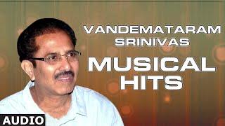 Vandemataram Srinivas Jukebox || Full Audio Songs || T-Series Telugu