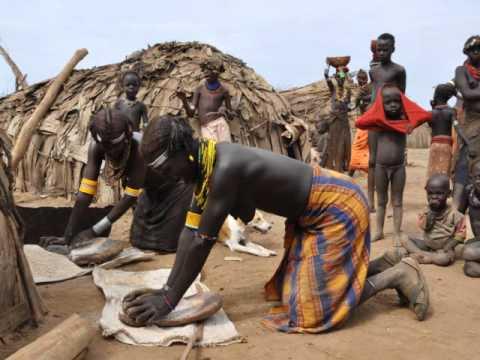 Etiopia les tribus del sud