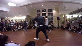 La Nuit Blanche / Freestyle Kids Finals   /  Shakir vs C-Row Pop
