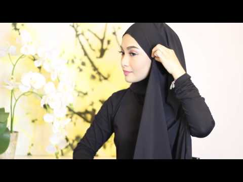 Xxx Mp4 Sufyaa Hijab Tutorial Basic Drape With Chiffon Shawl 3gp Sex