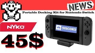 Nintendo muss sich warm anziehen! / Discord auf der Switch möglich! - NerdNews #142