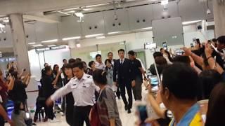 170528[Fancam]Taeyeon @ Suvarnabhumi Airport